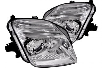 Spec-D® - Chrome Projector Headlights