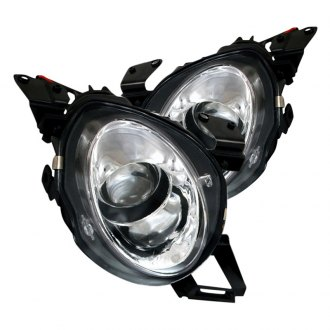 Spec-D® - Chrome High Beam Projector Headlights