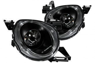 Spec-D® - Black High Beam Projector Headlights