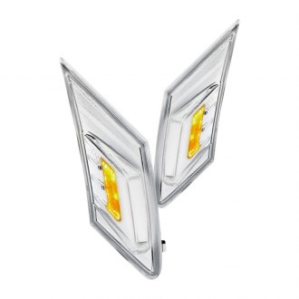 Spec-D® - Clear Side Marker Lights