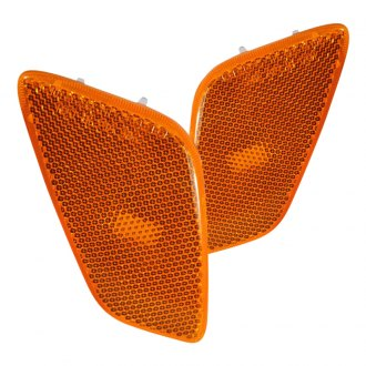 Spec-D® - Amber Side Marker Lights