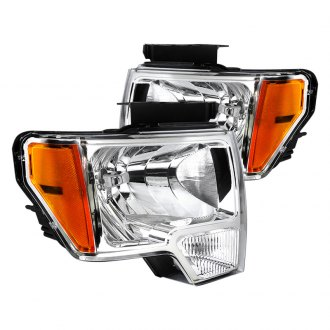 Spec-D® - Factory Style Headlights