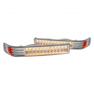 Spec-D® - Chrome LED Turn Signal/Parking Lights