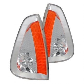 Spec-D® - Chrome Crystal Turn Signal/Corner Lights