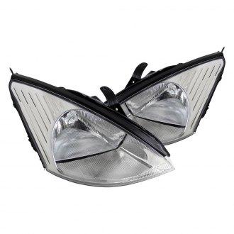 Spec D Chrome Euro Headlights