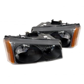 2lh siv03jm ks_6 2006 chevy avalanche custom & factory headlights carid com 07 Chevy Avalanche at readyjetset.co