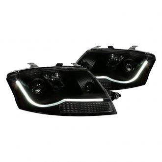 Fabulous 2003 Audi Tt Custom Factory Headlights Carid Com Wiring Digital Resources Almabapapkbiperorg