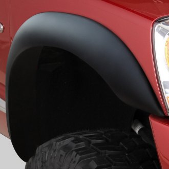Spec-D® - OE Style Black Front and Rear Fender Flares