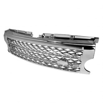 Spec-D® - Chrome Honeycomb Main Grille