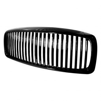 Spec-D® - Black Vertical Main Grille