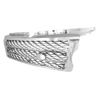 Spec-D® - Supercharged Style Chrome Mesh Main Grille