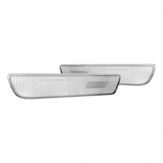 Spec-D® - Rear Chrome Factory Style Side Marker Lights