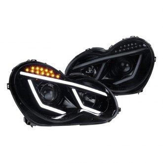 [SCHEMATICS_44OR]  2007 Mercedes C Class Lights | Headlights, Tail Lights, LEDs – CARiD.com | Mercedes Benz C280 4matic 2007 Side Markers Repair Wire Harness |  | CARiD.com