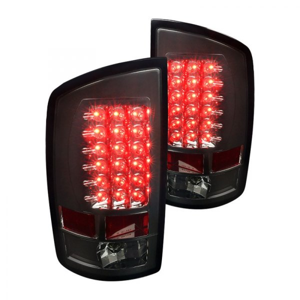Spec-D Tuning LT-RAM07GLED-KS Smoke Tail Light Led