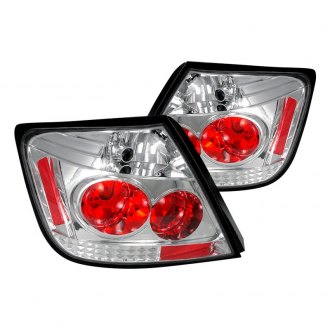 Spec-D® - Chrome Factory Style Tail Lights