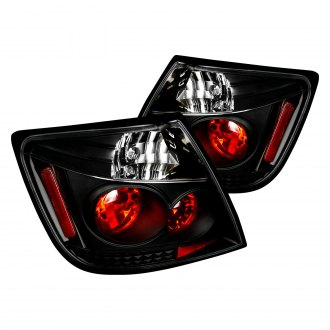 Spec-D® - Black Factory Style Tail Lights
