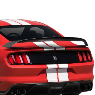Spec-D® - Custom Style Rear Spoiler