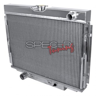 Spec-D® - 3-Row Radiator