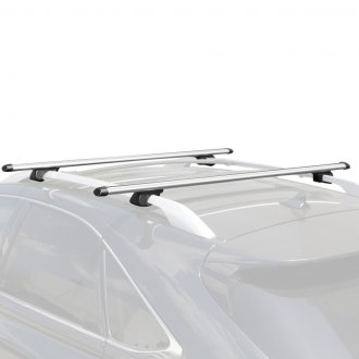 "Spec-D® - 53"" Aluminum Roof Rack with Lock Key"