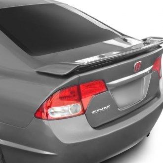Honda Civic Custom Style Rear Spoilers Carid Com