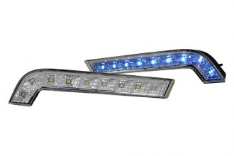 Spec-D® - L-Shaped LED Daytime Running Lights