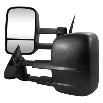 Spec-D® - Driver and Passenger Side Manual Towing Mirrors (Foldaway)