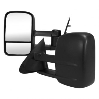 Spec-D® - Driver and Passenger Side Manual Towing Mirrors