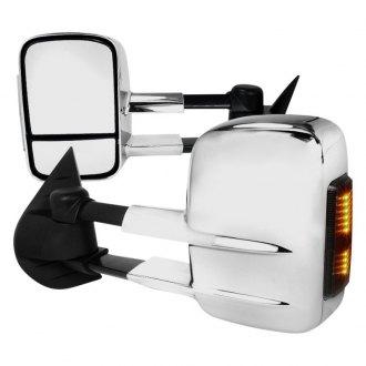 2013 Chevy Suburban Custom Amp Factory Headlights Carid Com