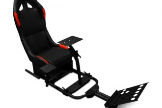Spec-D® - Corsa Gaming Seat Cockpit