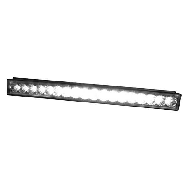 "Spec-D® - 21"" Black Rectangular 18 LED Work Light"