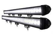 "Spec-D® - 47.5"" 36-LED Two Light Bars"