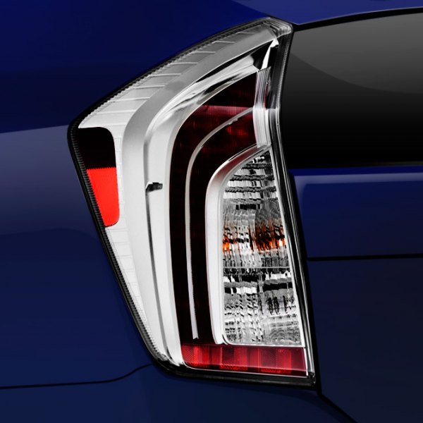 Spec-D® - Chrome Tail Lights