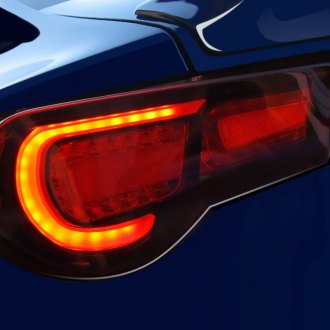 Spec-D® - Fiber Optic Tail Lights on Scion FR-S