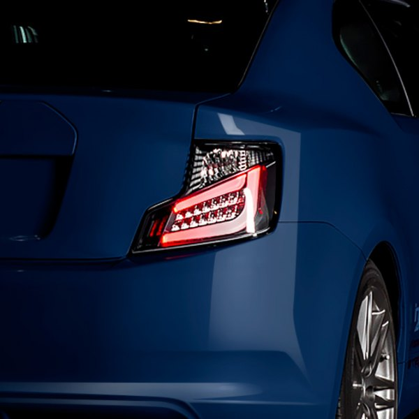 Spec-D® - U-Bar Fiber Optic Tail Lights