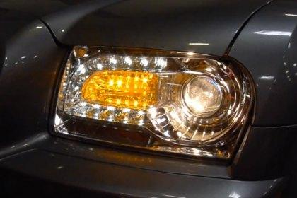 Spec D Projector Led Headlights For Chrysler 300 2005 2010 Installation Instruction