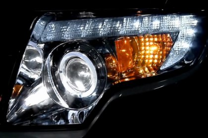 Spec D Projector Headlights For Ford Edge   Installation Instruction