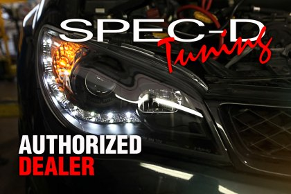 LFP-F15006C-WJ - Spec-D® Halo Projector LED HeadLights for Ford F-150 2004-2008 Installation instruction (HD)