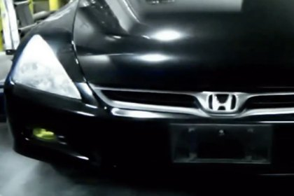 Spec D®   Fog Lights For Honda Accord Coupe 2 Doors 2006 2007