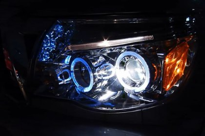 Spec-D® - Projector HeadLights for Toyota Tacoma 2005-2015 Installation instruction