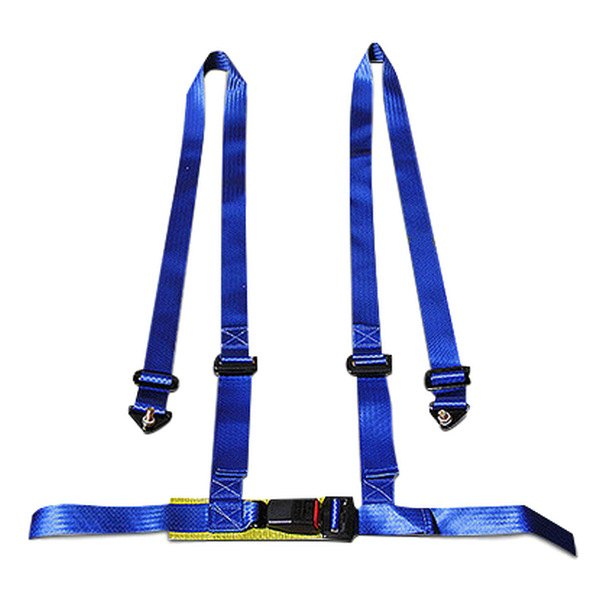 Spec-D® - 4-Point JDM Style Racing Seat Belts