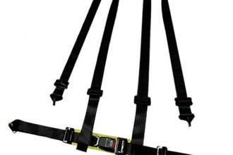Spec-D® - 4-Point Racing Seat Belts