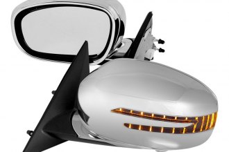 Spec-D® - Folding Mirrors with LEDs