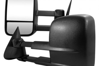 Spec-D® RMX-C1088-P-FS - Black Towing Mirrors