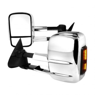 Spec-D® - Driver and Passenger Side Power Towing Mirrors (Heated)