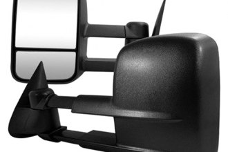 Spec-D® - Black Towing Mirrors