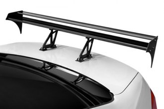 Spec-D® - Double Deck Rear Spoiler