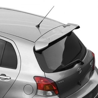 Spec-D® - Rear Trunk Spoiler (Unpainted)