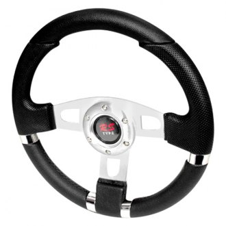 Spec-D® - 320mm MOMO Net Style Steering Wheel