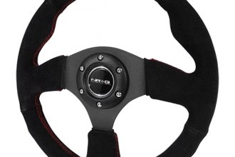 Spec-D® - 330mm NRG Jet Style Steering Wheel