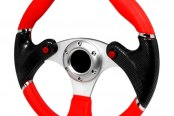 Spec-D® - 320mm F16 Style Steering Wheel